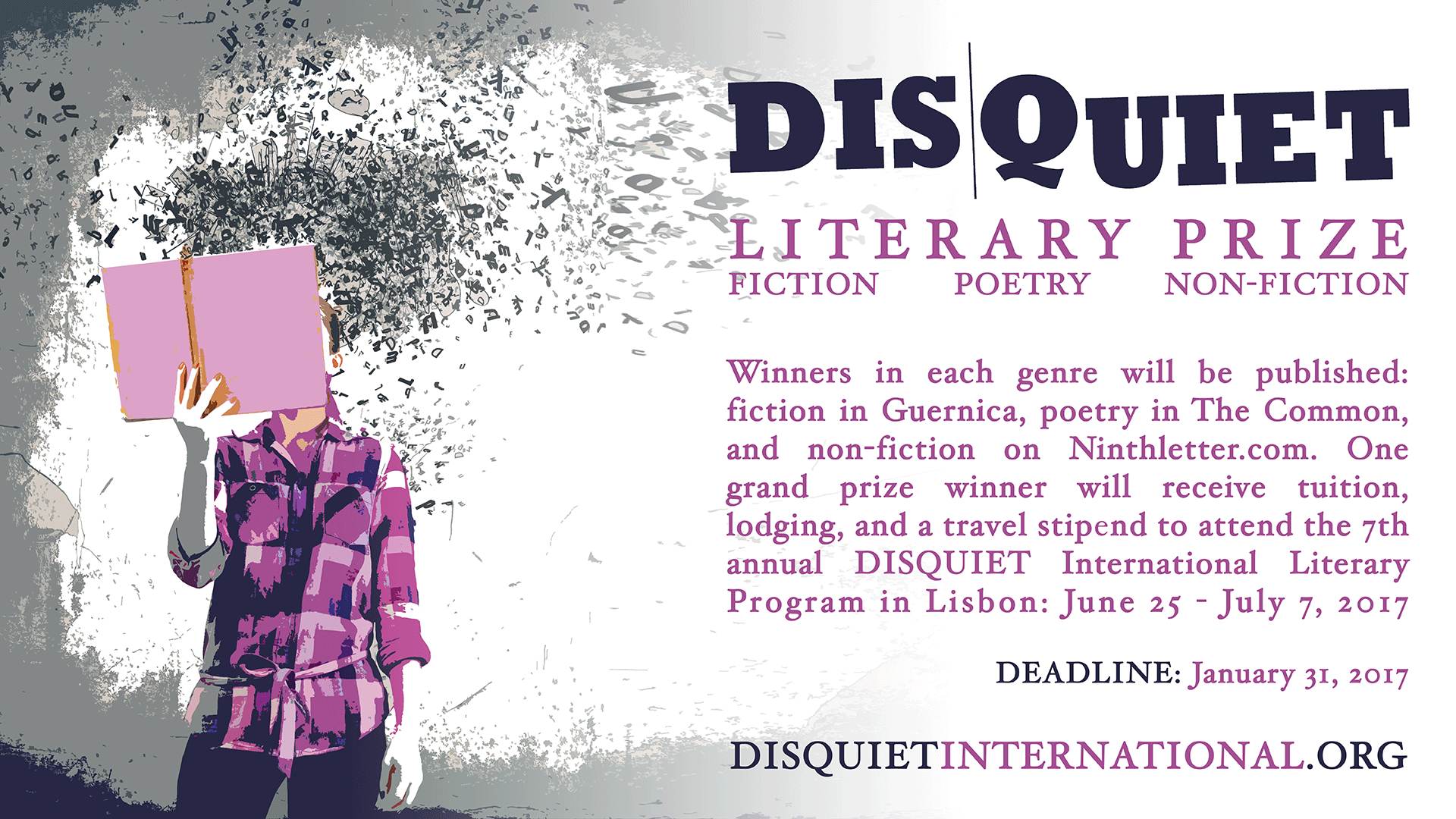 Contests / Fellowships - Disquiet International